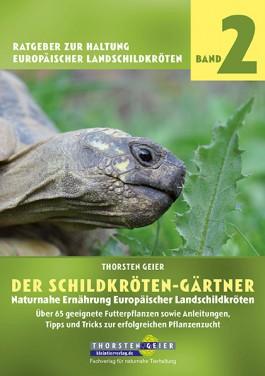 "Buchcover ""Schildkröten-Gärtner"""