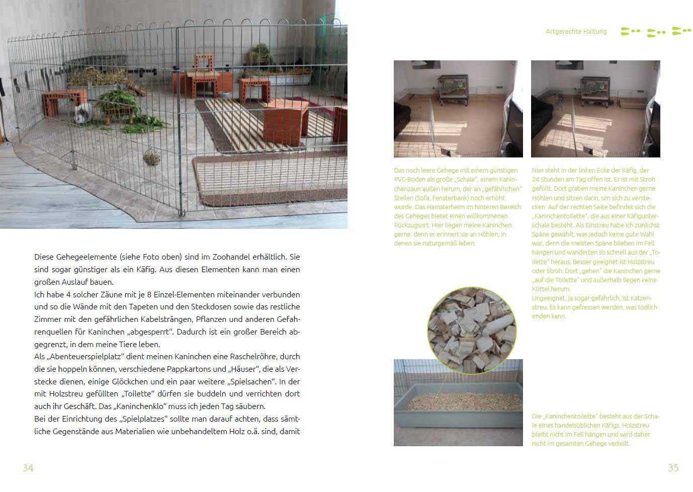 Leseprobe 2 Das Tierschutz-Kaninchenbuch